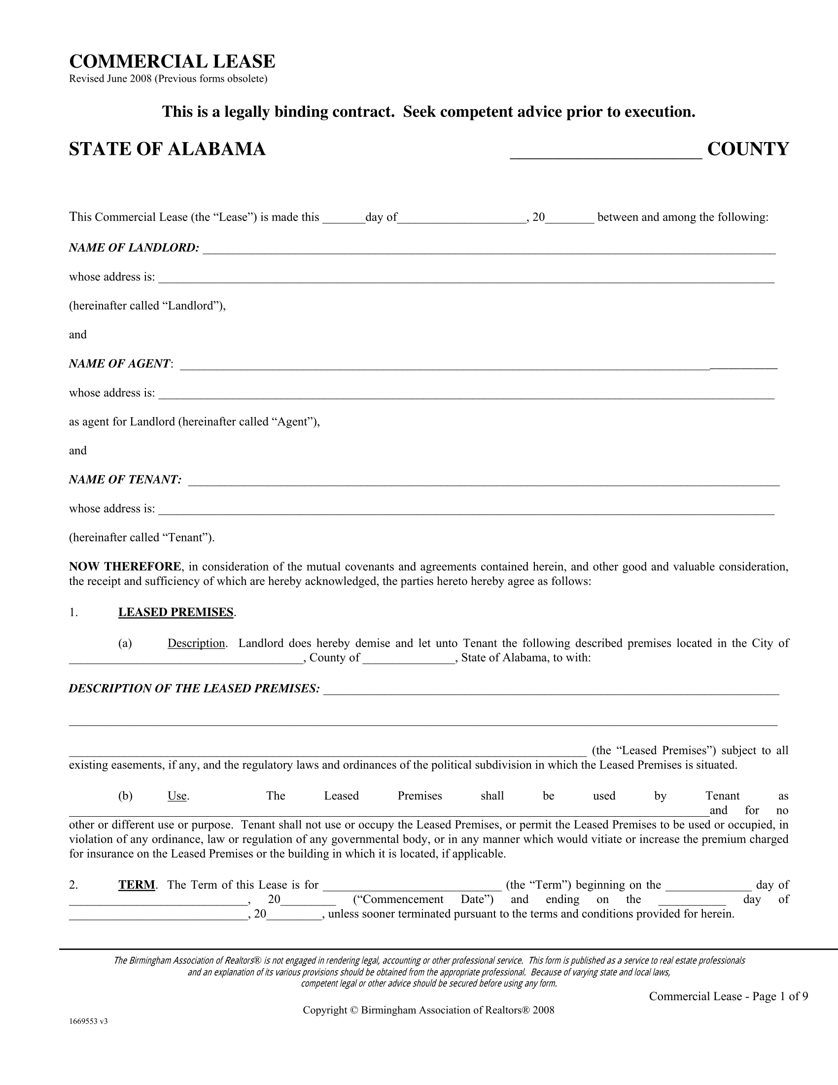 free downloadable rental agreement