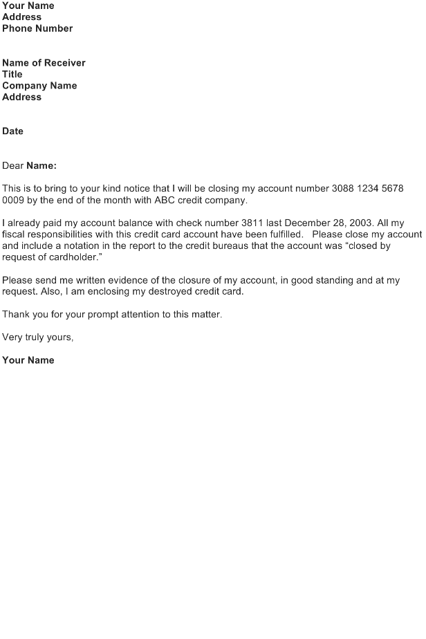 How to Write a Cancellation Letter Asking for Our Money Back