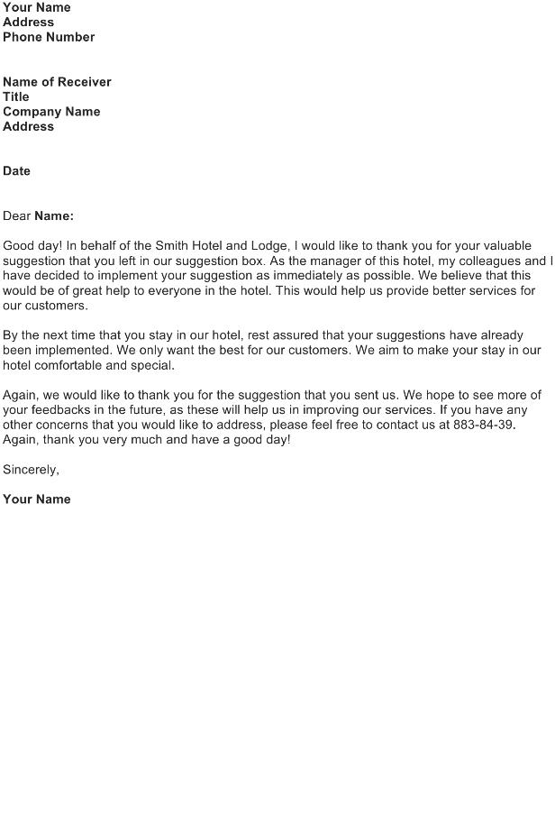 Letter of Appreciation Sample - Download FREE Business Letter ...