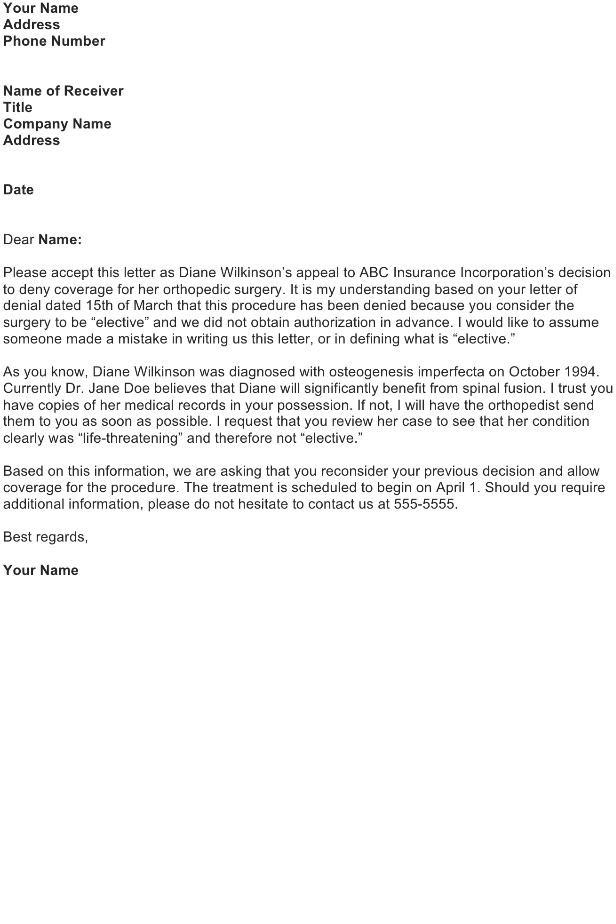 Grievance Letter For Unfair Treatment from officewriting.com