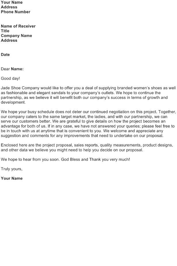 Follow Up Letter for Non Response